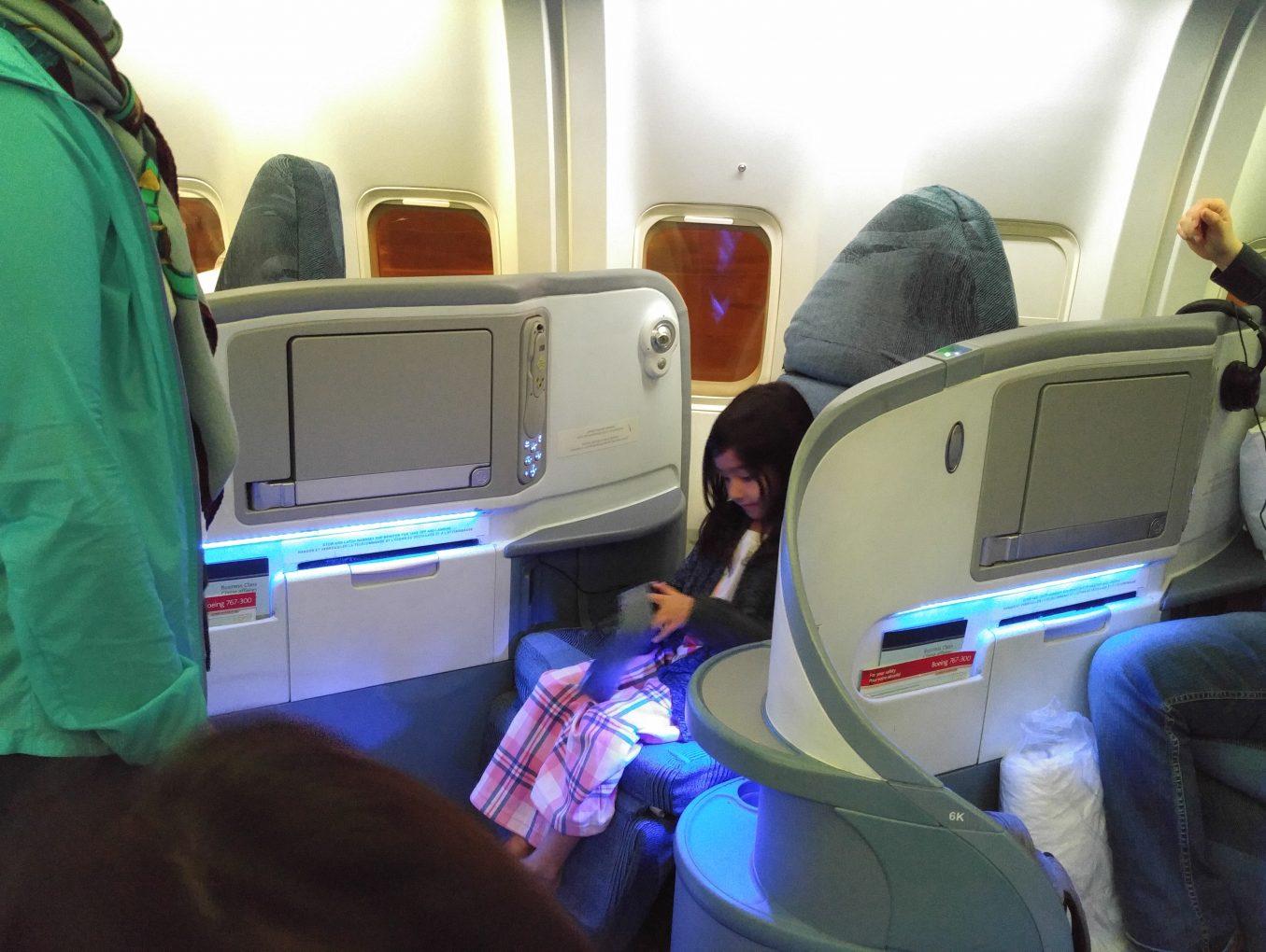 Review - Air Canada 767-300 - Calgary to Toronto - Business Class