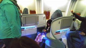 Review – Air Canada 767-300 – Calgary to Toronto – Business Class
