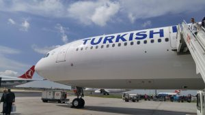Review – Turkish Airlines A330-300 – Montreal to Istanbul – Business Class