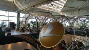 Review – Turkish Airlines CIP Lounge – Istanbul