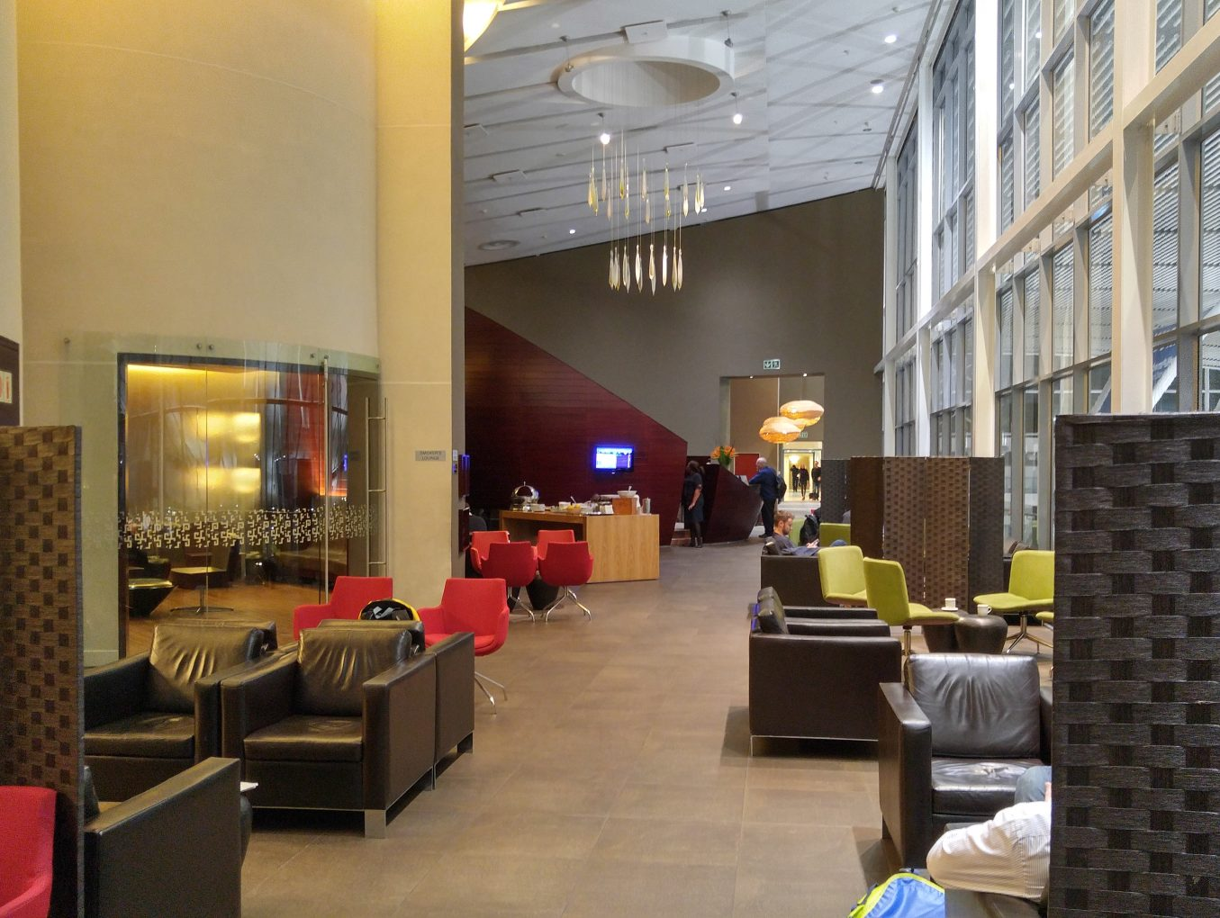Review – South African Airways Lounge - Cape Town