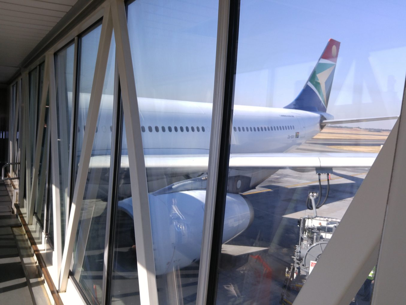 Review – South African Airways A330-200 – Johannesburg to Sao Paulo – Business Class