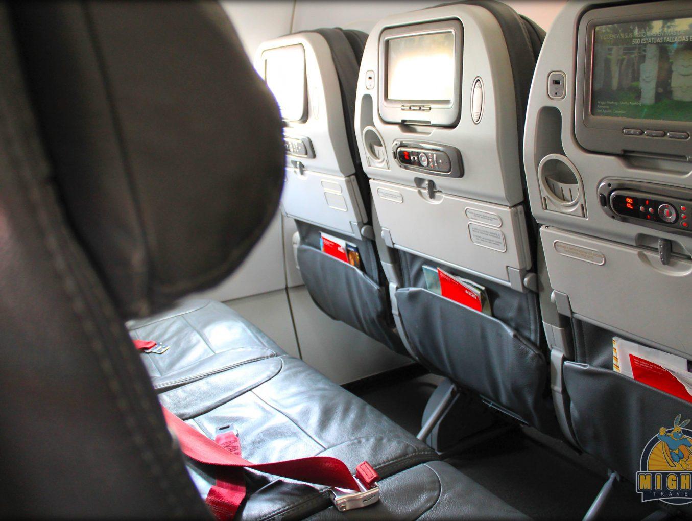 Review – Avianca A320 – Sao Paulo to Rio de Janeiro - Economy