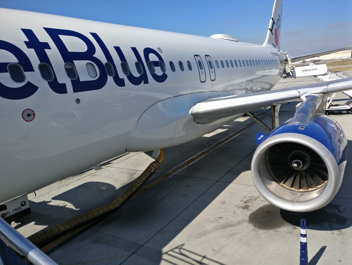 JetBlue Mileage Run - How It All Shook Out