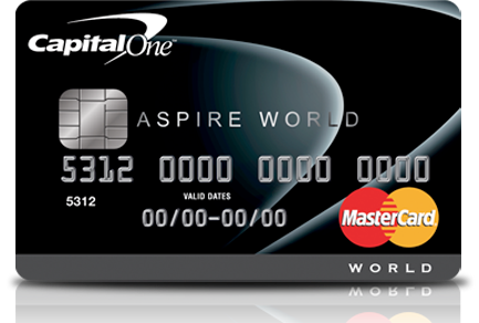 Aspire World Travel Mastercard Review