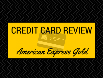 Credit Card Review - American Express Gold