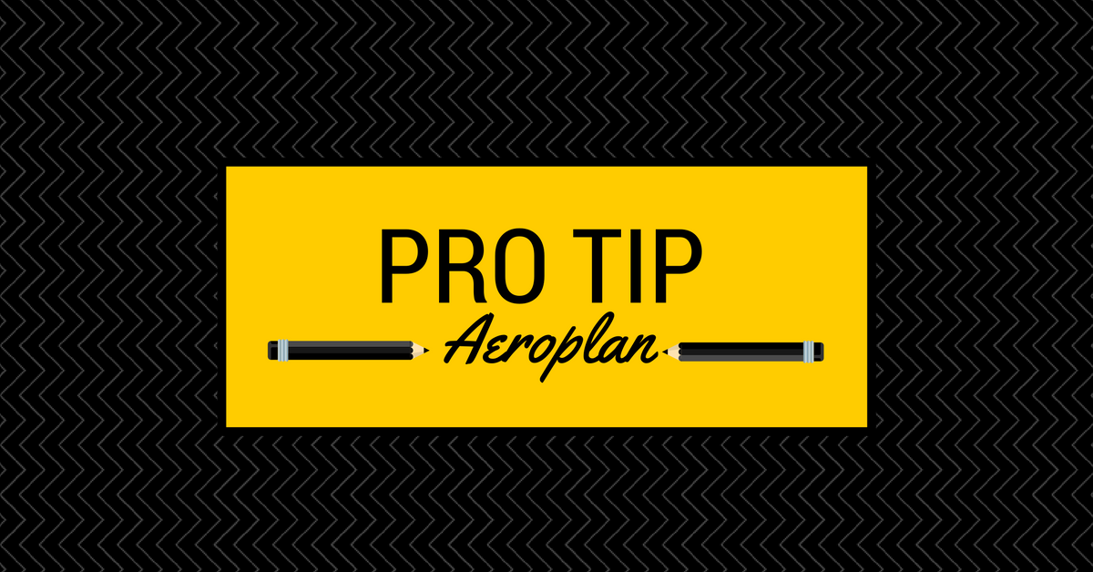 Pro Tip - How to Not Worry About Aeroplan Points Expiring