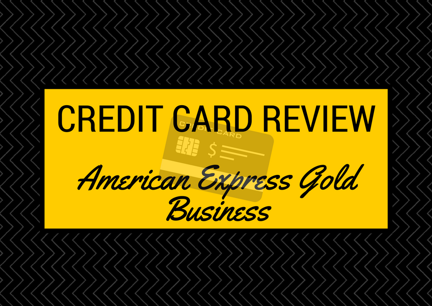 Credit Card Review - American Express Gold Business - PointsNerd