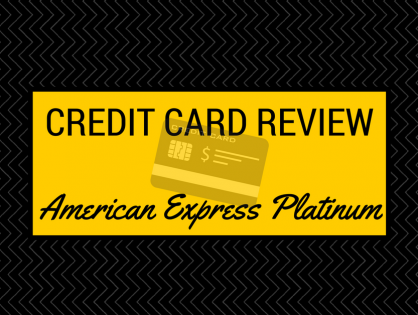 Credit Card Review – American Express Platinum