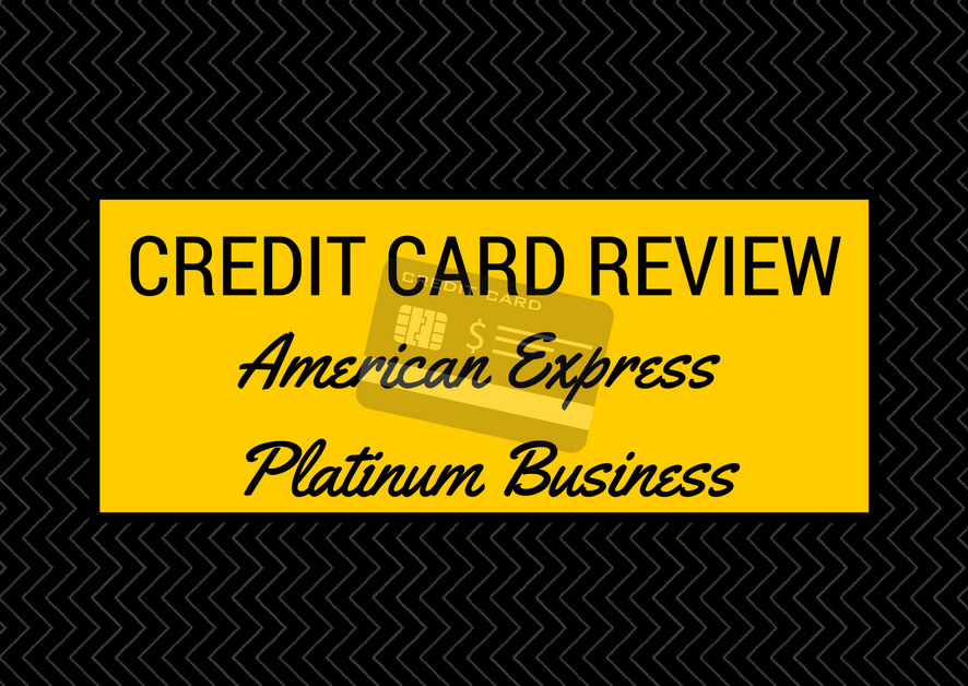 American Express Platinum Travel Credit Card Review