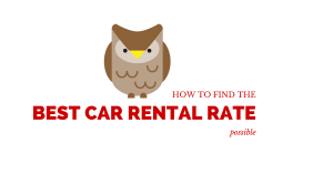 How To Find The Best Car Rental Rate Possible