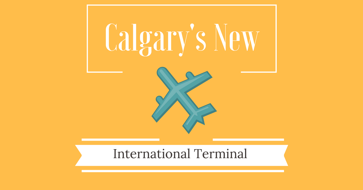 Calgary's New International Terminal