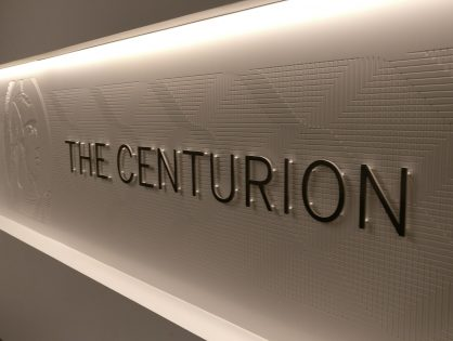 Review – Centurion Lounge - Houston