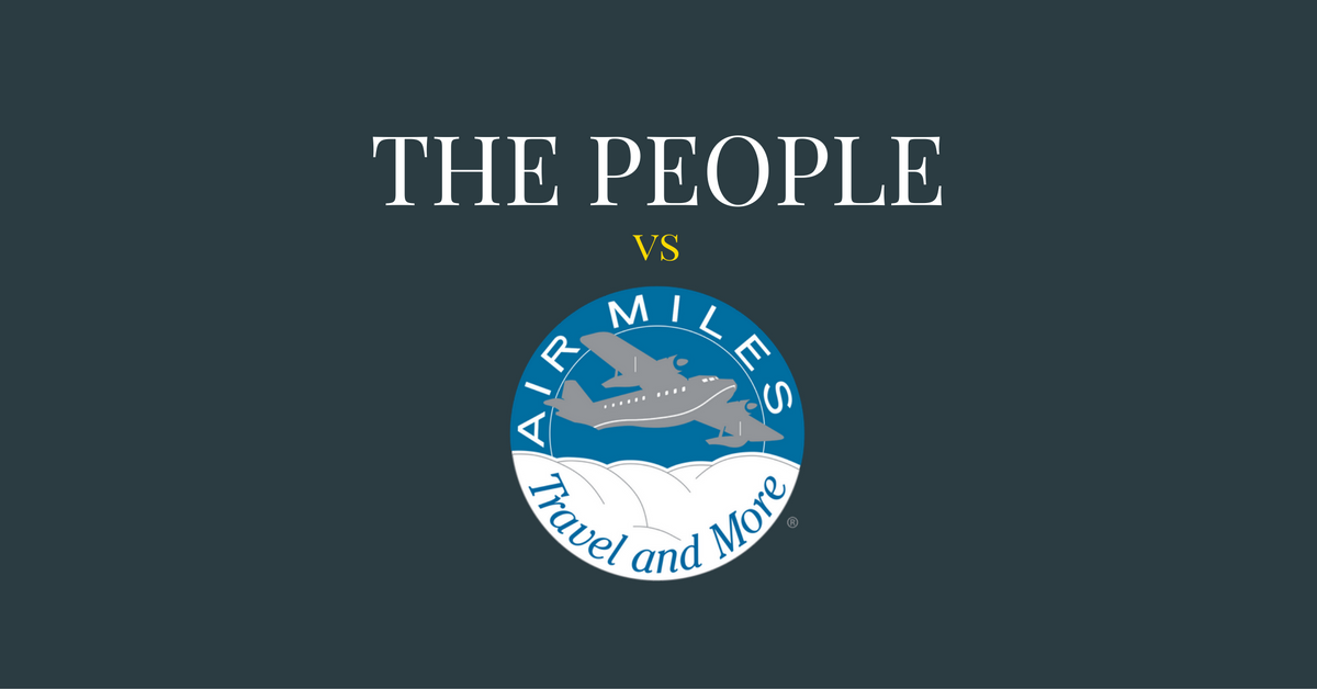 The People vs Airmiles