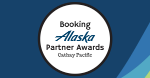 Booking Alaska Partner Awards – Cathay Pacific