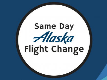 Alaska's Same Day Flight Change Rule - PointsNerd