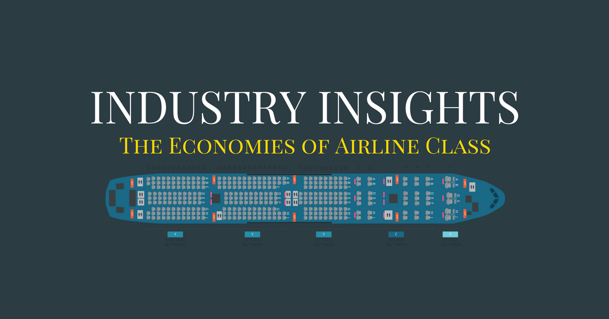 The Economies of Airline Class