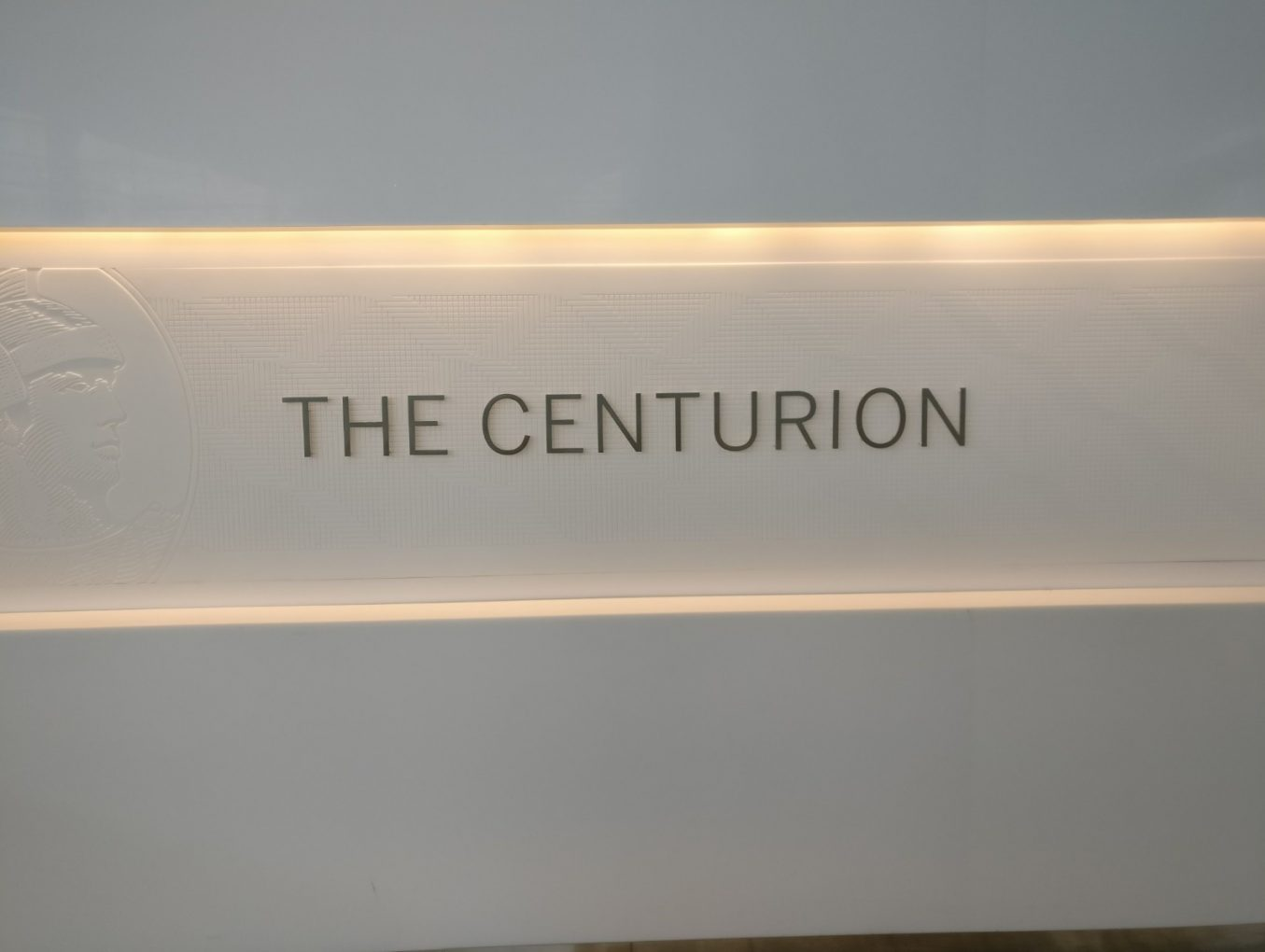 Review - Centurion Lounge - DFW
