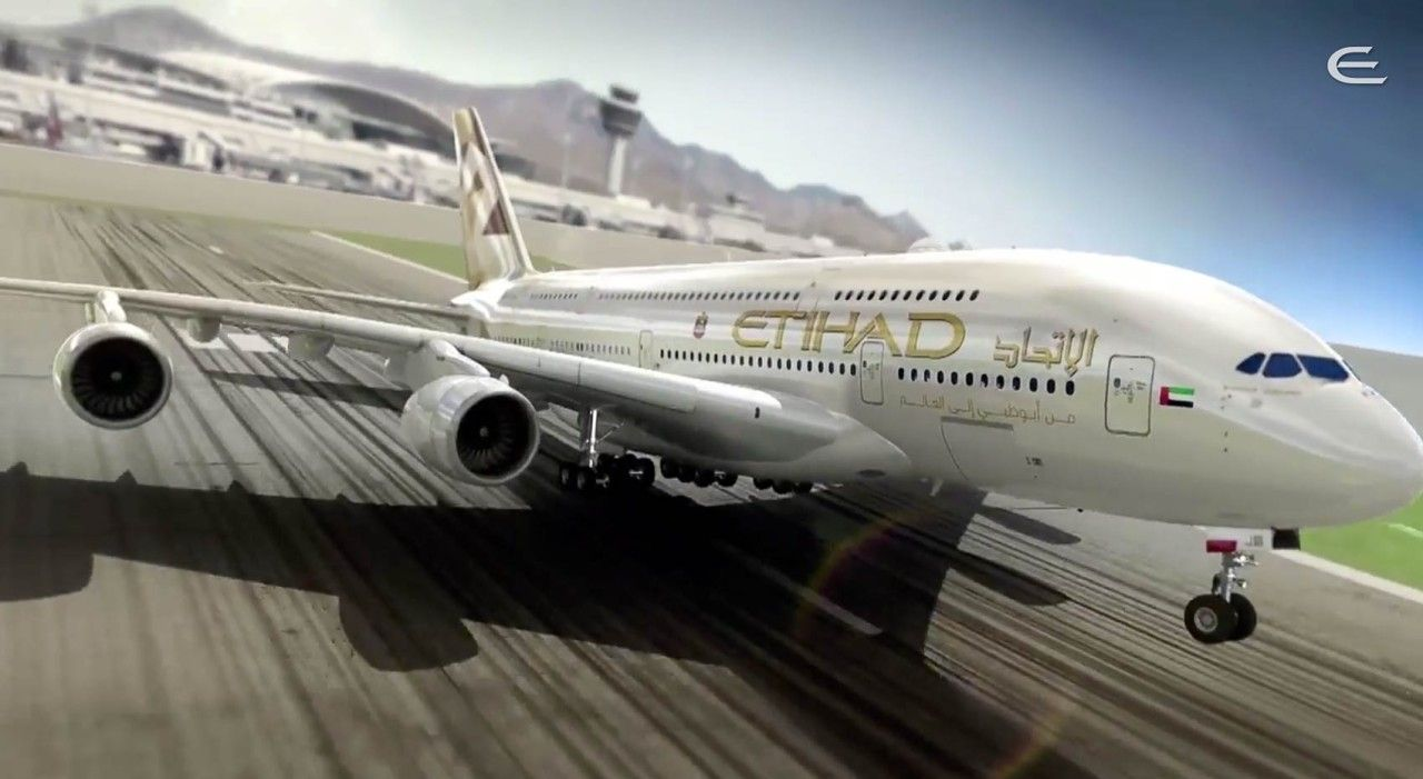 Etihad First Class and Business Class - BOOKED!