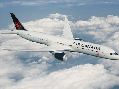 Review - Air Canada Maple Leaf Lounge - Montreal