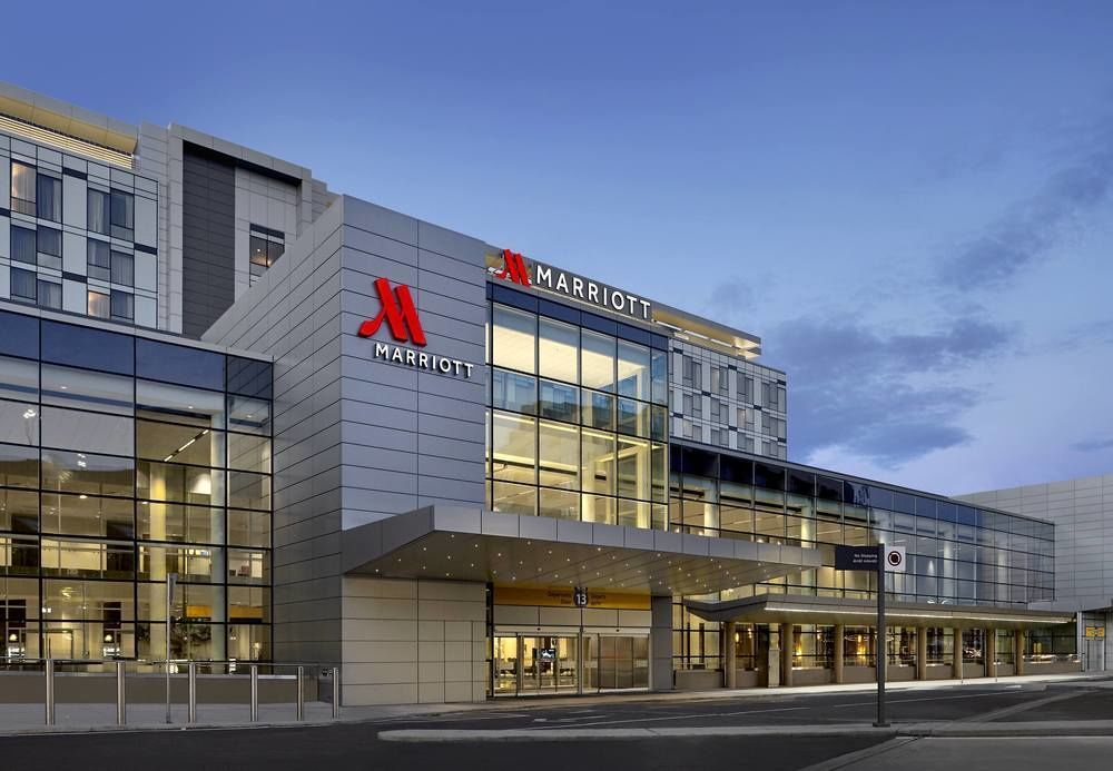 Hotel Review - Calgary In-Terminal Marriott