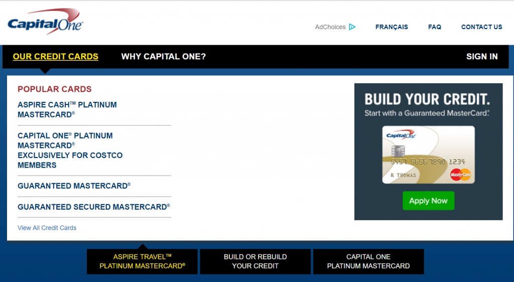 Nooooooo! The Capital One Aspire is DEAD?!?!? - PointsNerd