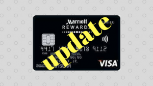 Update – Chase Marriott Stay Certificate and Elite Night Credits
