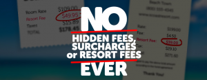 How to Get Out of Resort/Destination Hotel Fees